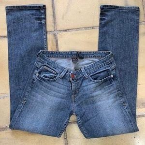 AX Armani Exchange J57 Straight Legs Jean Size 10
